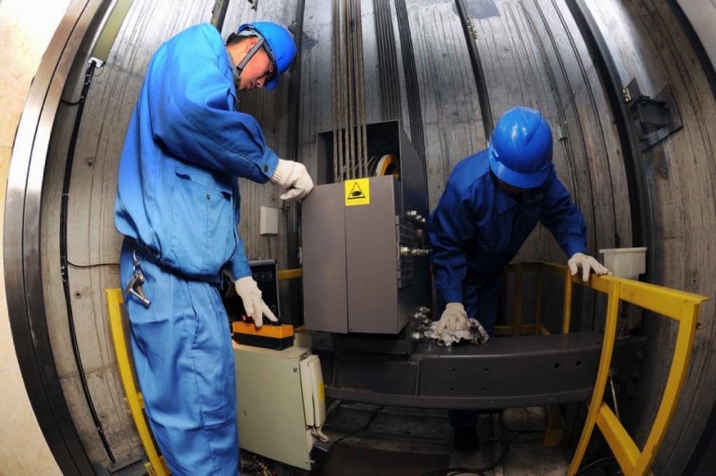 Nâng Cấp, Bảo Trì & Tư Vấn sử dụng thang máy
