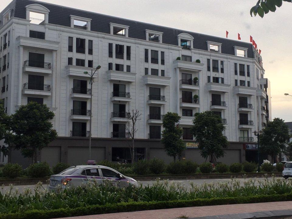 Cung Cấp và Lắp Đặt Thang Máy -Công trình KĐT Văn Phú - Hà Đông - Hà Nội
