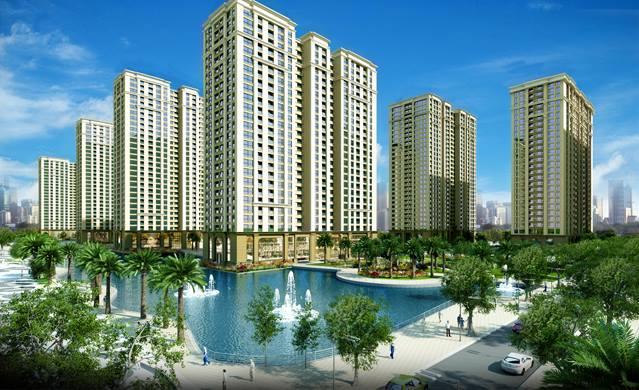 Tòa T18 - Times City Hà Nội