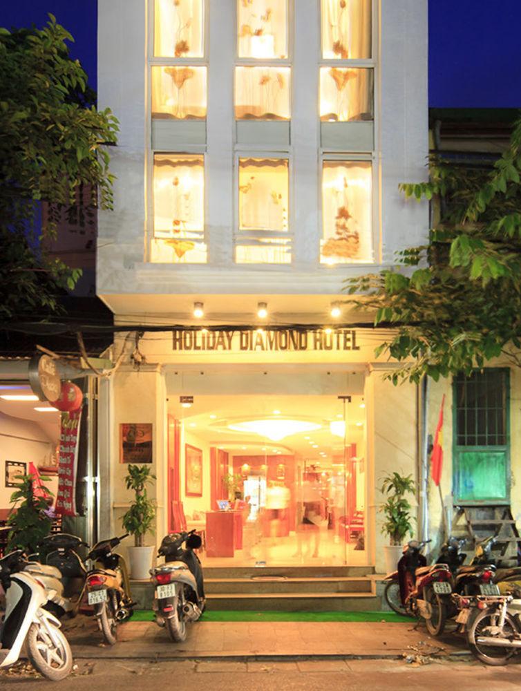 Cung cấp và lắp đặt thang máy công trình - Khách sạn Holiday - Hàng Trống - Hoàn Kiếm - Hà  Nội