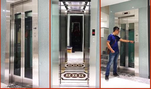 Tư vấn lắp đặt thi công thang máy gia đình cỡ nhỏ
