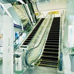 Thang cuốn Escalator