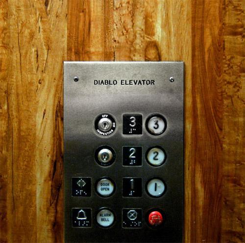 Ký hiệu viết tắt trong thang máy