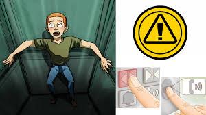 Làm gì khi thang máy gặp sự cố?
